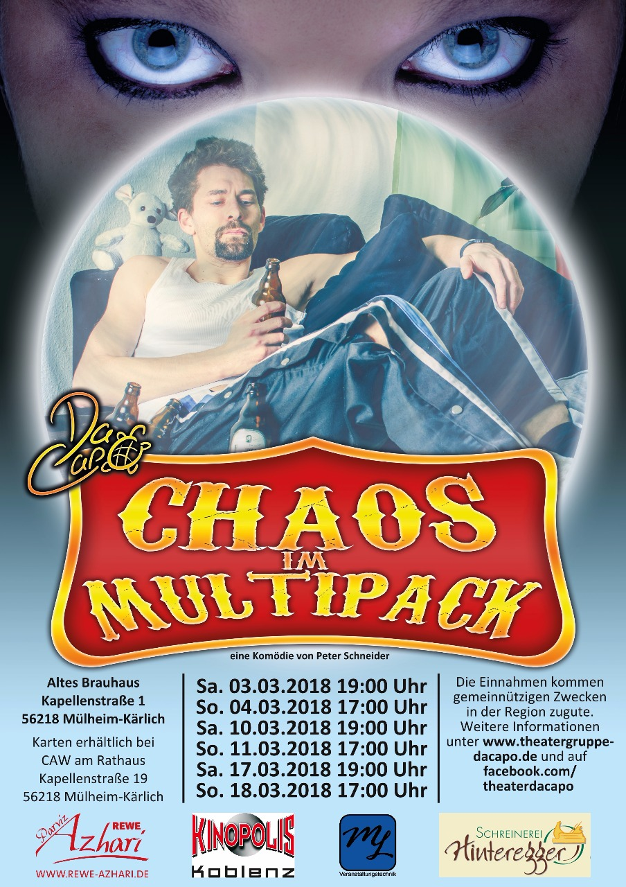 Chaos im Multipack (2018)